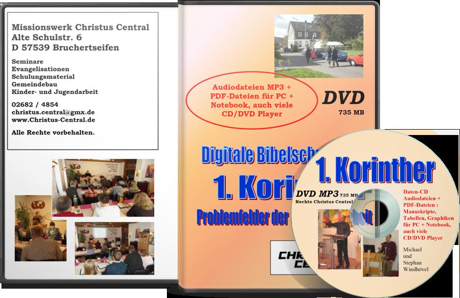 DBS - 1. Korinther
