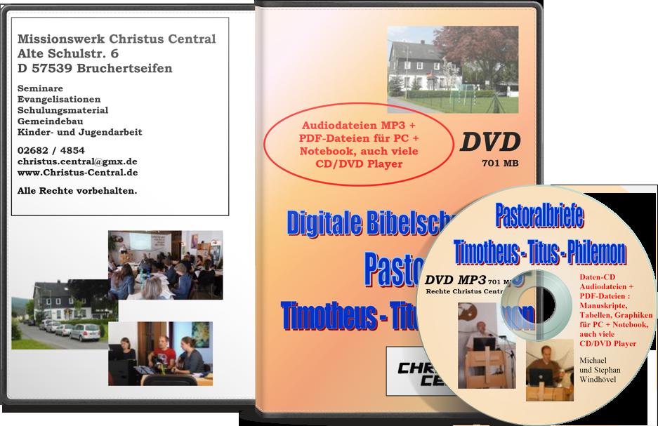 DBS - Die Pastoralbriefe