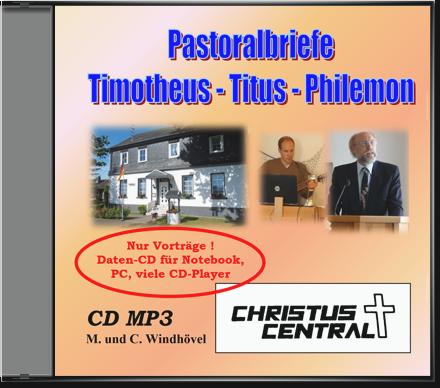 CD - Pastoralbriefe