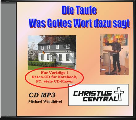 CD - Die Taufe